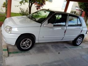 Renault Clio 1.6 8v Flex Troco Por Sedan Completo