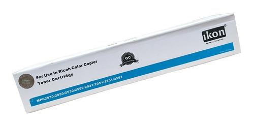 Imagen 1 de 5 de Cartucho Compatible Cyan Ricoh Mpc2030/c2031/c2050/c2051