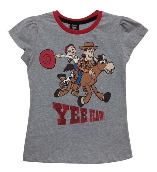 Blusa De Jessy Y Woody Para Niñas Oficial De Toy Story 4