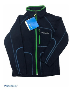 Campera Polar Columbia Boys Garcon