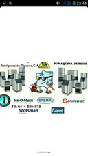 Tecnico De Refrigeracion Maquinas De Hielo Especializado