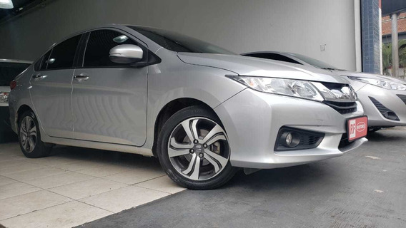 Honda City 2015 1.5 Exl Flex Aut. 4p