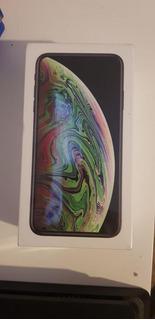 Celular Libre iPhone Xs Max 256gb 12mp/7mp Ram 4gb Garantía