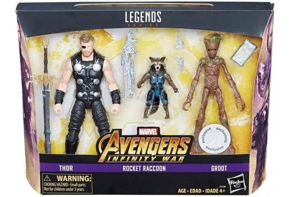 Figura De Ação Marvel Legends Infinity War Original Hasbro