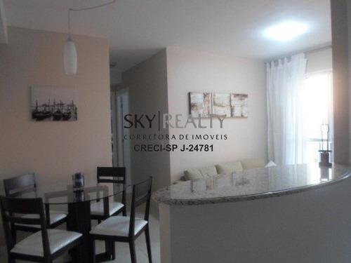 Apartamentos - Parque Reboucas - Ref: 14009 - L-14009