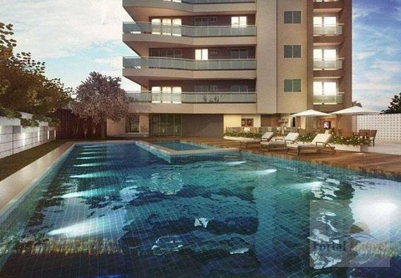 Apartamento Com 3 Dormitórios À Venda, 165 M² Por R$ 1.424.051,25 - Cocó - Fortaleza/ce - Ap0176