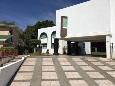 (crm-5190-118) Casa En Venta En Residencial Club De Golf Puebla