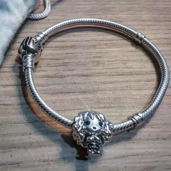 Pulsera Y Herminie Pandora Original Charm