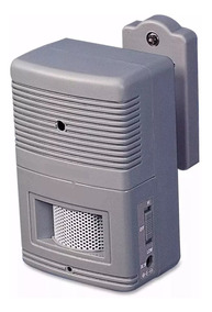 Sensor De Presença Anunciador Sonoro Ajustável Campainha