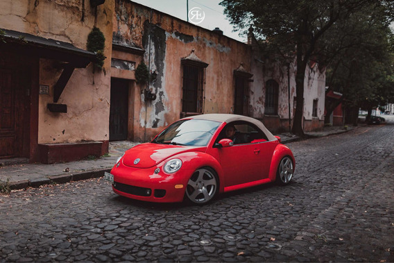 Volkswagen Beetle 2.0 Glx Sport Turbo 5vel Piel Qc Mt 2004