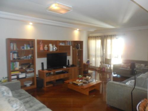 Imagem 1 de 14 de Apartamento Alto Padrão - Vila Bastos - Santo André - 1033-6997