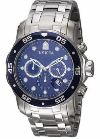 Relógio Invicta Pro Diver 0070 - Aço Inoxidável