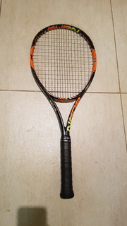 Raqueta Wilson Burn Aro 100