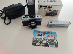 Maquina Fotográfica Werlisa 2000 Color