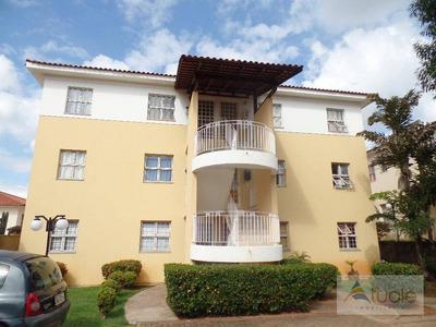 Apartamento Com 2 Dormitórios Para Alugar, 49 M² - Parque Villa Flores - Sumaré/sp - Ap6542