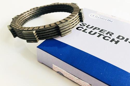 Kit Discos Clutch Cassarella Akt Sl / Evo / Ne / Rtx / R3