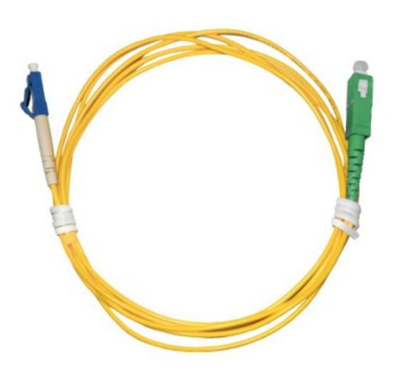 Cordão Óptico Patch Cord Lc/upc X Sc/apc 2mts