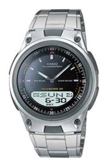 Relógio Masculino Anadigi Casio Standard Aw-80d-1av