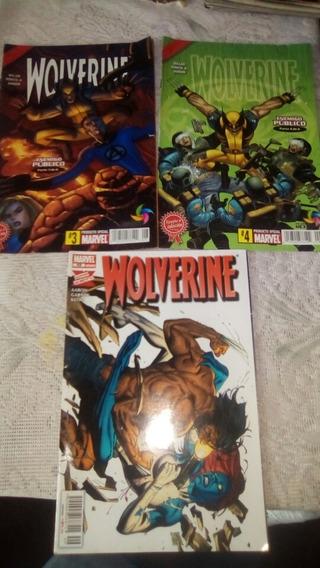 Comics X-men ,electra,gen,wolverine , 21 Revistas