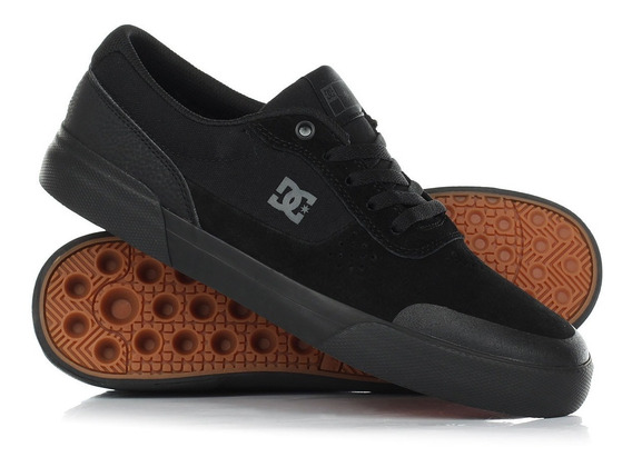 Zapatillas De Skate Dc Shoes Switch Plus Triple Black