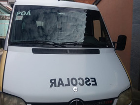 Mercedes-benz Sprinter Van 2.2 Cdi 313 Lotação Std Teto Baix