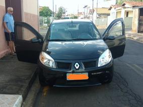 Renault Sandero 1.0 16v Authentique Hi-flex 5p 2009