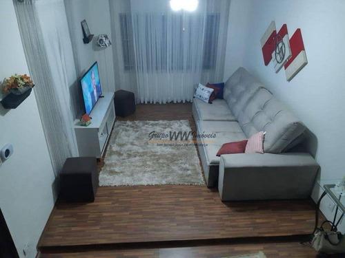 Imagem 1 de 20 de Sobrado À Venda, 155 M² Por R$ 520.000,00 - Vila Guilherme - São Paulo/sp - So1953