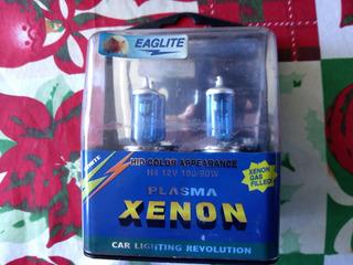 Bombillos Hid Xenon H4 100/90w