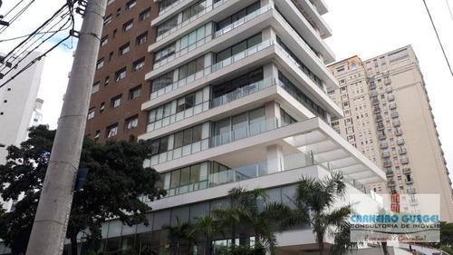 Apartamento Com 4 Dormitórios À Venda, 340 M² Por R$ 7.000.000,00 - Vila Mariana - São Paulo/sp - Ap2581