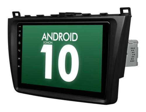 Android 10 9pulgada Coche Gps Radio Estéreo Ajuste Mazda 6