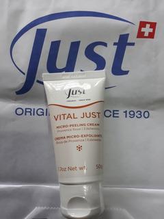 Crema Micro Exfoliante. Vital Just. Vto 11/2020