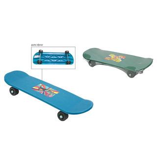 12 Skates Plastico