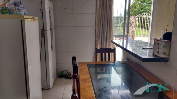 2 Casas, 2 Dormitórios - Aceita Carro - Estuda Proposta - Parcela - São José - Peruíbe/sp - Ca00445 - 33913434