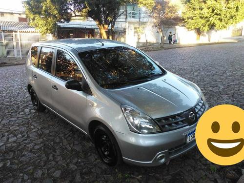 Nissan Livina 2012 1.6 Flex 5p