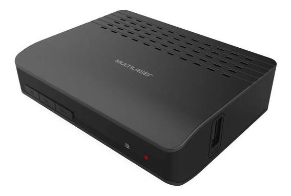 Conversor Gravador Tv Digital Hd Multilaser 3 Anos Garantia!