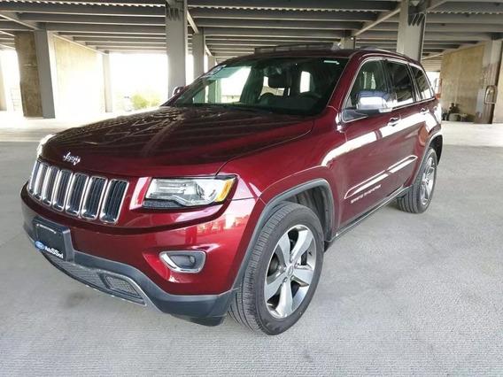 Jeep Grand Cherokee Ltd Lujo V6! Pregunta Sin Compromiso!!