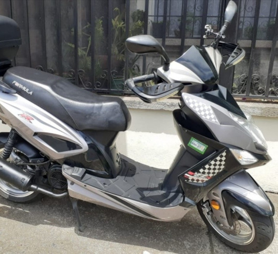 Scooter Formula Club 150cc Año 2018, 12000km. Marchamo 2020