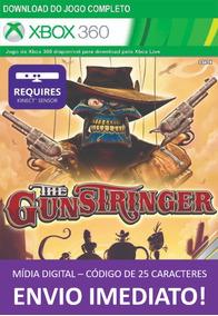Xbox 360 Game The Gunstringer Mídia Digital 25 Dígitos