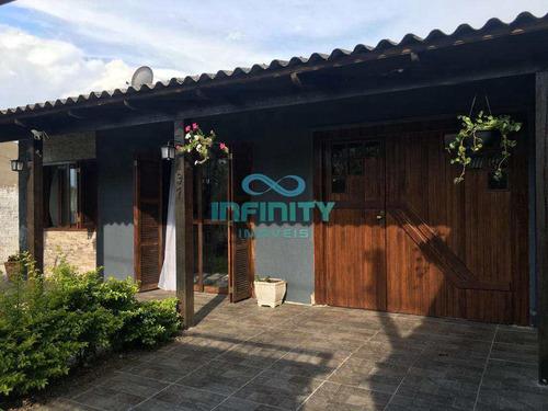 Casa Com 2 Dorms, Parque Dos Eucalíptos, Gravataí - R$ 249 Mil, Cod: 1208 - V1208