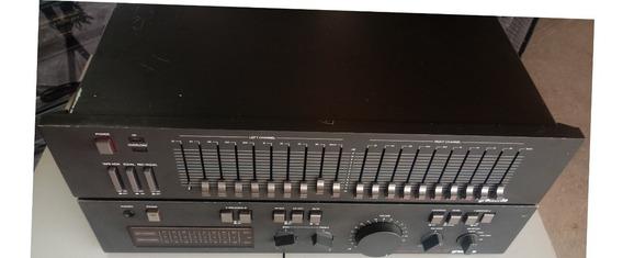 Amplificador I A I I Esotech + Equalizador Esotech E-ii