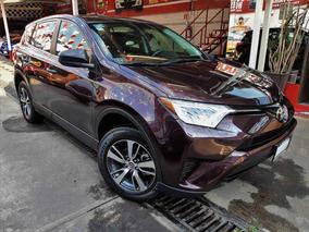 2017 Toyota Rav4 Le 2.5l Aut