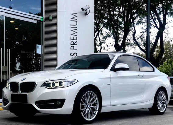 Gd Motors Bmw 220 2016, Impecable Sin Detalles
