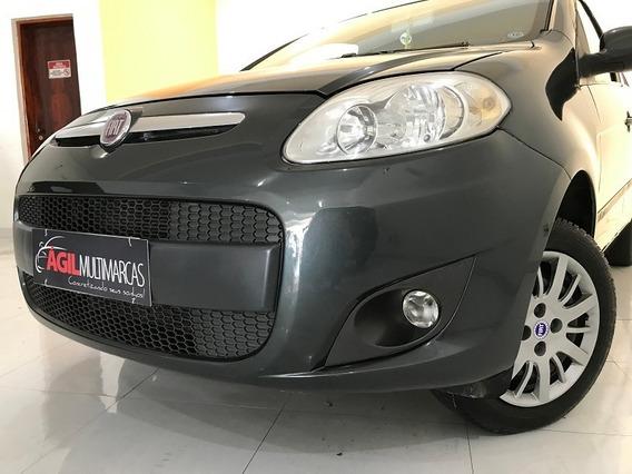 Fiat Palio 1.0 Attractive Único Dono 2012 Cinza