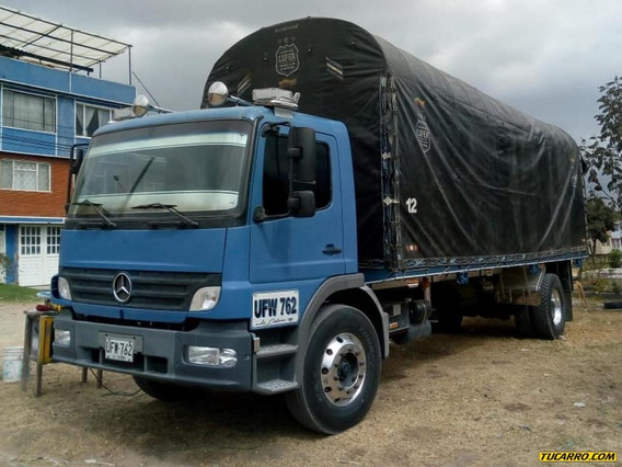 Estacas Mercedes Benz Atego 1725