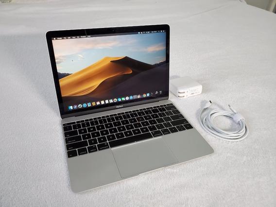 Apple Macbook Retina 12 8gb 256gb Silver Ssd Modelo A1534