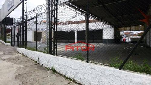 Terreno À Venda, 1300 M² Por R$ 3.120.000,00 - Penha De França - São Paulo/sp - Te0187