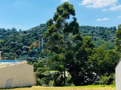 Imagem 1 de 29 de Excelente Lote - Tamboré 11 - Em Uma Das Melhores Ruas Do Condomínio - Leve Declive - 560 M2 - 827