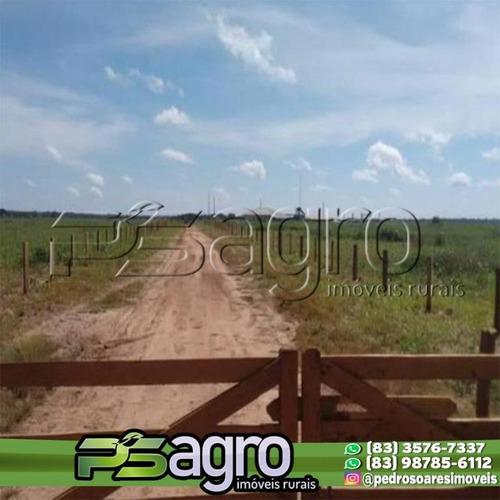 Imagem 1 de 1 de Fazenda À Venda, 6400 Hectares Por R$ 67.200.000 - Zona Rural - Tabaporã/mt - Fa0110