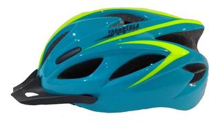 Combo Bicicleta Kit+casco+luces+candado+parches+bomba Gw