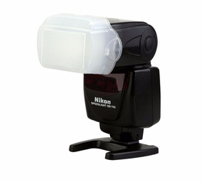 Difusor Omni Bounce Flash Speedlight Nikon Sb-700 Sb700